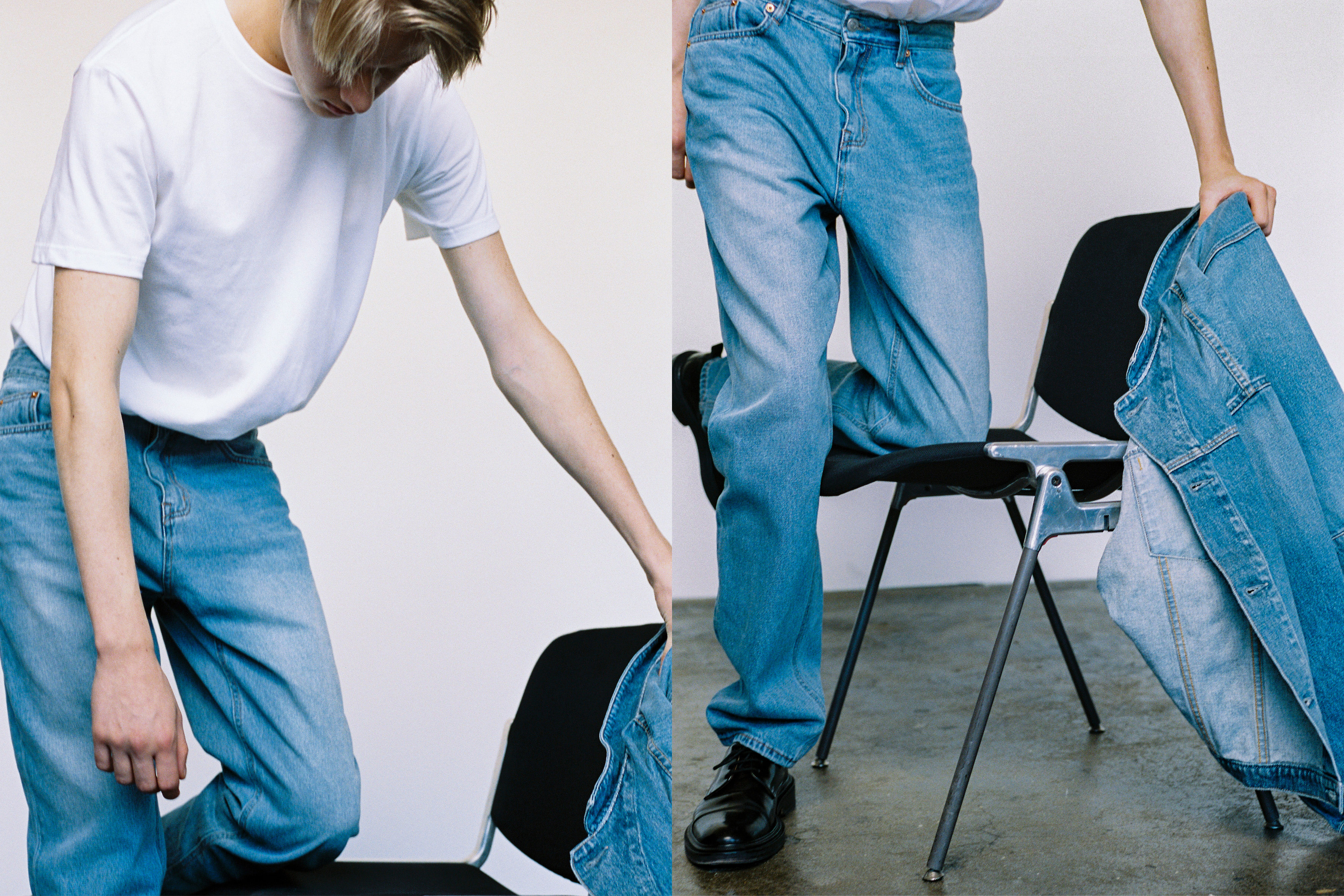 Parts 19AW Denim Collection Editorial